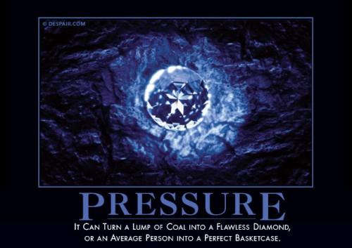 pressuredemotivator